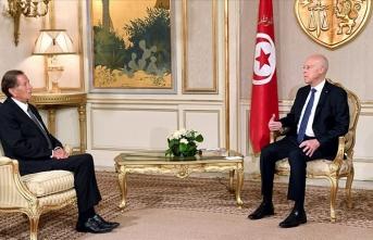 Tunus Cumhurbaşkanı Said: Filistin davasına yönelik tutumumuz sabittir, desteğimiz devam edecek