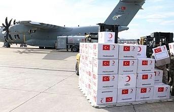 Türkiye'den KKTC, Azerbaycan, Kırgızistan ve Kazakistan'a yardım