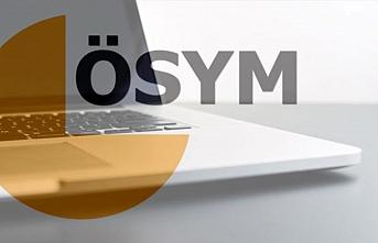 YDS için başvurular 19-20 Ağustos'ta alınacak