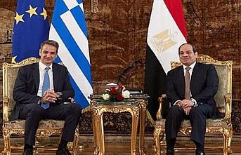 Yunanistan Mısır ile MEB Anlaşması İmzaladı