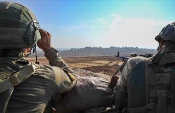 Zeytin Dalı bölgesinde 20 PKK/YPG'li terörist gözaltına alındı