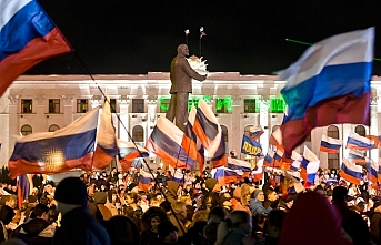 AB, Rusya'nın Kırım'da yaptığı seçimleri tanımadı