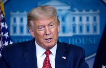 """ABD Başkanı Trump, Yüksek Mahkemeye """"muhtemelen"""" kadın bir aday gösterecek"""