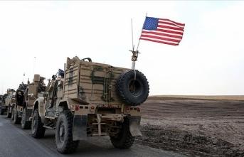 ABD'den Suriye'ye radar ve zırhlı muharebe araçları sevkiyatı