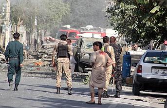 Taliban'ın üstlenmediği Afganistan Cumhurbaşkanı Yardımcısının aracına bombalı saldırıda 10 ölü 15 yaralı