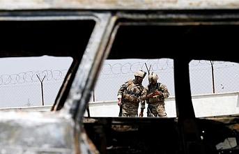 Afganistan'da bombalı saldırıda bir sivil öldü