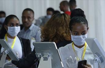 Afrika'da Kovid-19 vaka sayısı 1 milyon 350 bini aştı
