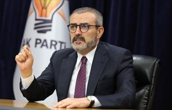 AK Parti Genel Başkan Yardımcısı Ünal: AK Parti'yi bugünlere getiren fedakar teşkilatıdır
