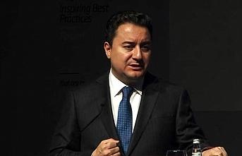 Ali Babacan: İttifakı konuşmak için erken