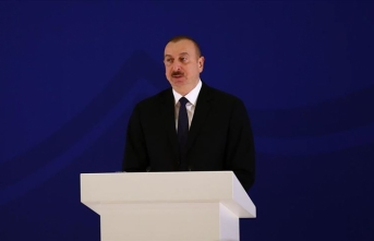 Aliyev'den Türkiye'ye her konuda destek