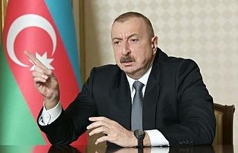 Aliyev: Uluslararası toplum aptal bir diktatörü durduramazsa, Azerbaycan onları durdurur
