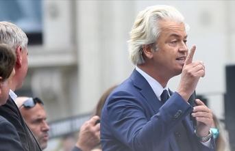 Aşırı sağcı lider Wilders, hakaretten suçlu bulundu