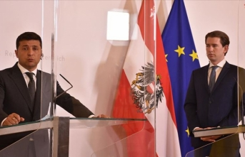 Avusturya ve Ukrayna'dan Navalnıy konusunda Rusya'ya ortak tepki