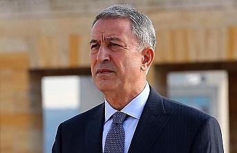 Bakan Akar NATO Askeri Komite Başkanı Orgeneral Peach ile bir araya gelecek