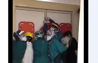 Bakan Koca'dan sağlık çalışanlarına yönelik şiddetle ilgili mesaj: Adli süreç başladı