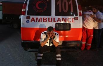Batı Şeria'da bir Filistinli doktor atılan ses bombası nedeniyle hayatını kaybetti