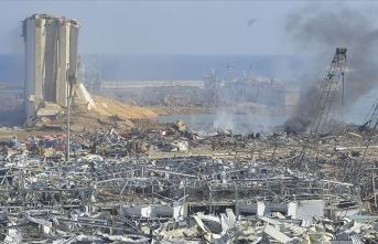 Beyrut'taki patlamanın 30'uncu gününde enkaz altında bir canlıya ulaşma umudu doğdu