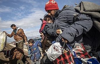 BM'den AB'ye 'göçmen' uyarısı: Geri itmek yasa ihlali