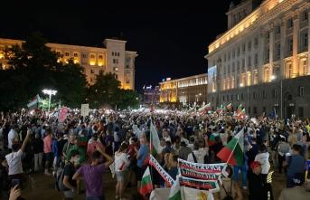 Bulgaristan'da hükümet karşıtı protestolar 76. gününde