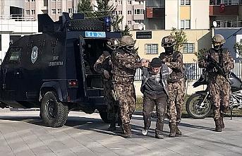 Bursa'da DEAŞ operasyonunda 7 zanlı gözaltına alındı