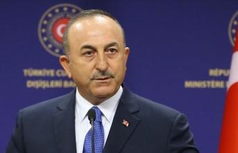 Çavuşoğlu'ndan Avusturya Başbakanının Cumhurbaşkanı Erdoğan hakkındaki sözlerine tepki