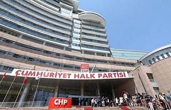 CHP ilçe yönetiminde istifa