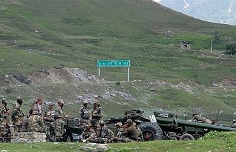 Çin ve Hindistan, sınır bölgesindeki asker sayısında anlaştı