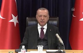 Cumhurbaşkanı Erdoğan: 19 yıldır tuzağa düşmedik