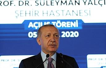 Cumhurbaşkanı Erdoğan sitem etti! 'Maalesef' deyip çok net uyardı...