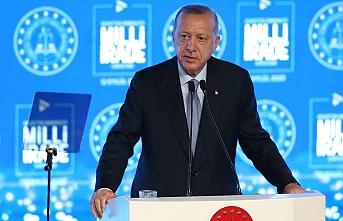 Cumhurbaşkanı Erdoğan'dan Macron'a mesaj: Senin şahsımla daha çok sıkıntın olacak