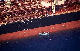 Danimarka, Tunus'un Maersk tankerinde mahsur kalan göçmenleri alması gerektiğini söyledi