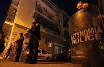 DHKP-C, Yunanistan'da da rahat durmuyor! Polisle çatıştılar