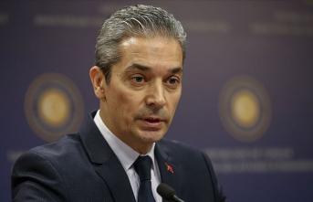 Dışişleri Sözcüsü Aksoy: Avusturya makamlarınca ülkemiz hakkında ortaya atılan mesnetsiz iddiaları reddediyoruz