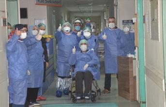 Dünyada Kovid-19'dan iyileşenlerin sayısı 25 milyonu geçti
