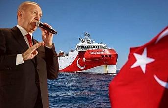 Erdoğan'dan Sevilla Haritası'na da tepki