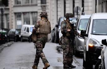 Fransa'da gözaltılar