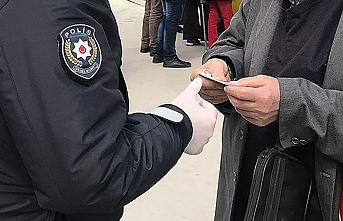 Gaziantep'te Kovid-19 tedbirlerine uymayan 1883 kişiye ceza