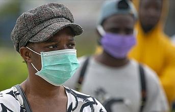 Güney Afrika Cumhuriyeti'nde koronavirüs vaka sayısı 640 bini geçti