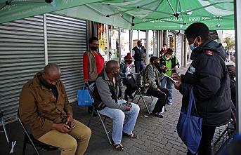 Güney Afrika Cumhuriyeti'nde Kovid-19 vaka sayısı 668 bini geçti