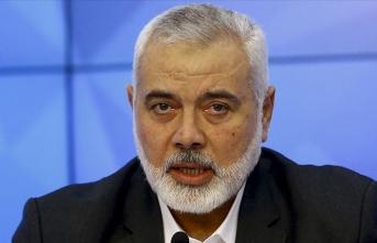 Hamas lideri, Abbas ile 'İsrail'le normalleşme anlaşmalarını' görüştü