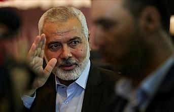 Hamas lideri Heniyye, 27 yıl aradan sonra Lübnan'ın güneyini ziyaret etti