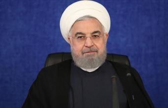 Hasan Ruhani: ABD yıllardır İran rejimini yıkmanın peşinde