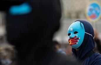 İngiltere'den Uygur Özerk Bölgesi BM'ye açılsın talebi