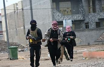 Irak'ta DEAŞ mensubu 10 kişi yakalandı