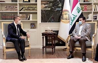 Irak'tan, Kazımi'nin Ankara ziyaretine ilişkin açıklama