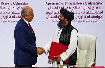 İran ABD'yi Afganlar arası müzakereleri seçimler için kullanmakla suçladı