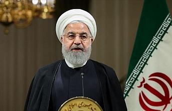 İran Cumhurbaşkanı Ruhani: Sağlık Bakanlığının açıkladığı istatistikler endişe verici