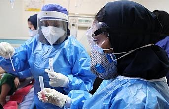 İran'da COVID-19'dan hayatını kaybedenlerin sayısı 24 bini geçti