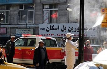 İran'da son 24 saatte Kovid-19'dan 129 kişi hayatını kaybetti