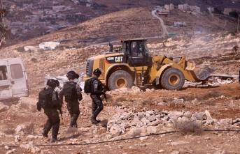 İsrail yine evleri yıktı